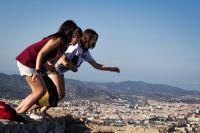 Saltar al buit © Clara.Go