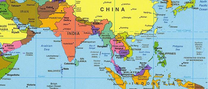Mapa+Asia